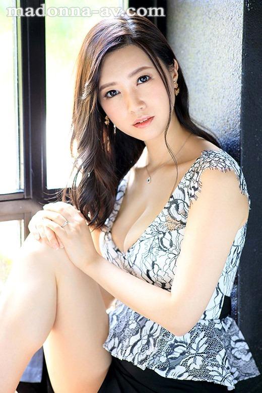 鈴乃広香:2020年、夏、衝撃。 元CMタレントの人妻 鈴乃広香 36歳 AV Debut!! - 貼圖 - 性感激情 -