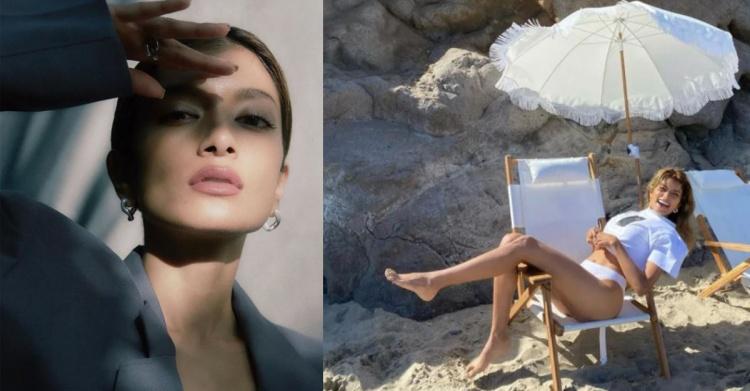 3國混血基因超強大!日本模特兒「大長腿+黃金比例」紅翻天 又酷又性感~佐藤恵理 - 亞洲美女 -