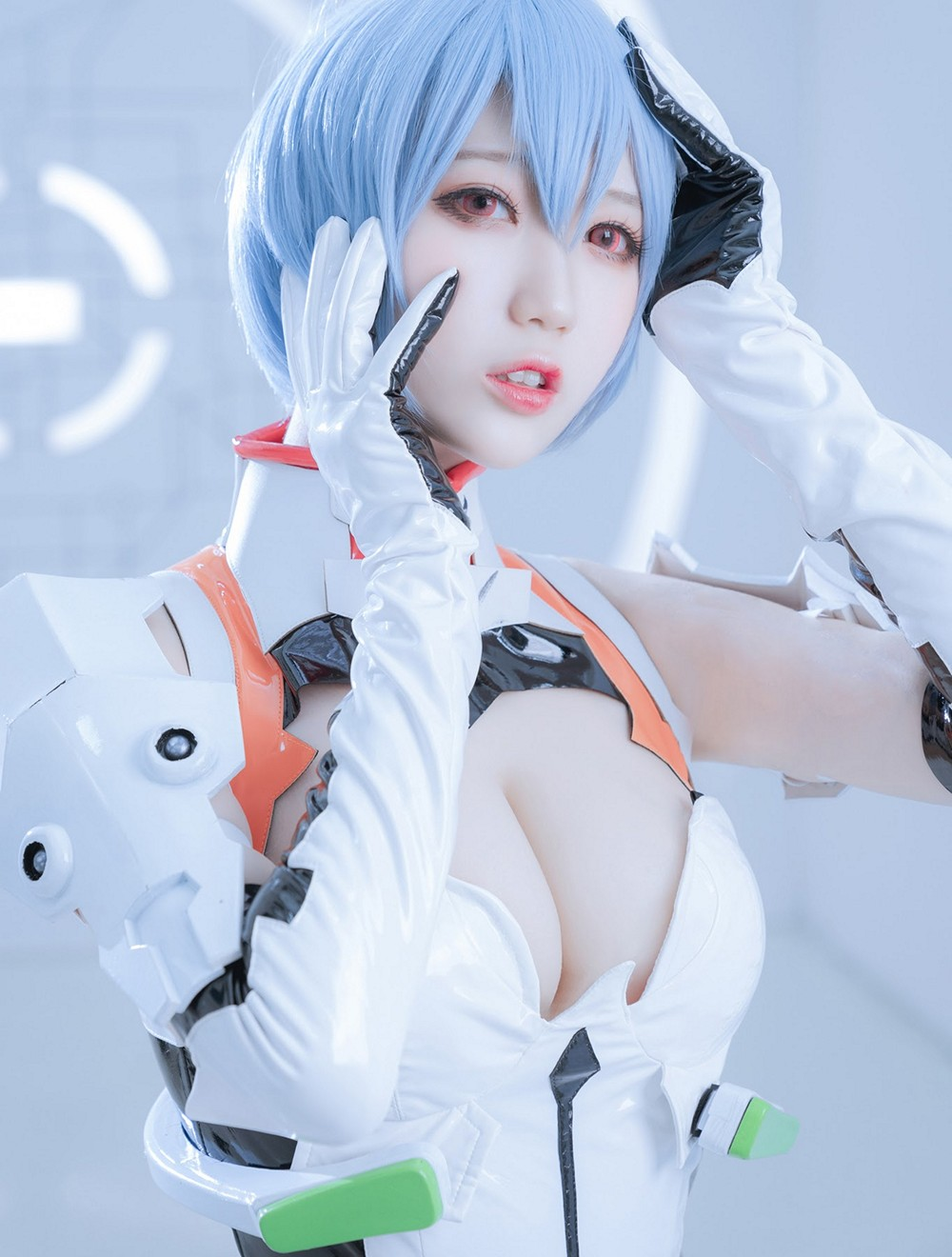Rei Ayanami - COSPLAY -