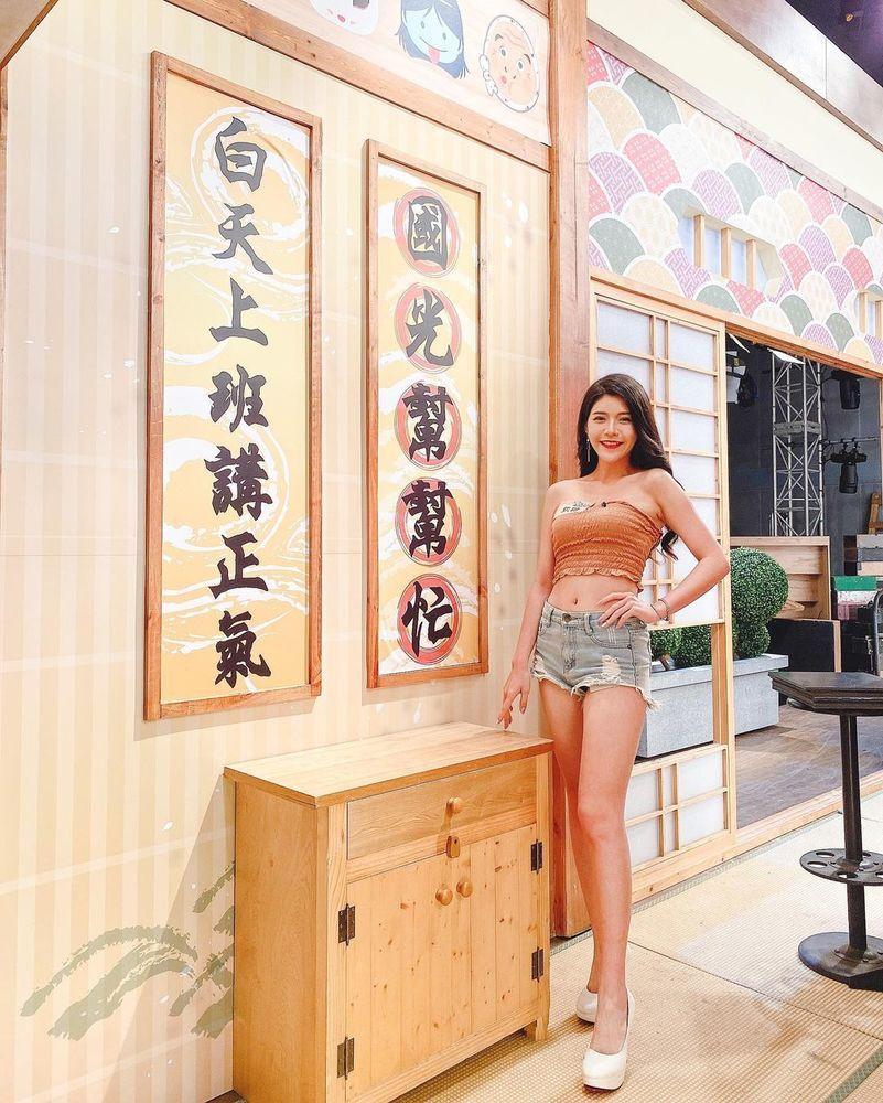 人見人愛小甜心「Chiao 焦糖」清新脫俗形象一看就讓人心花怒放
