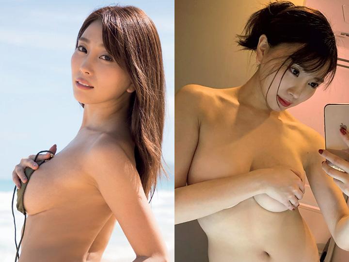 森咲智美IG粉絲332萬破紀錄送上比IG更極限全裸誘惑