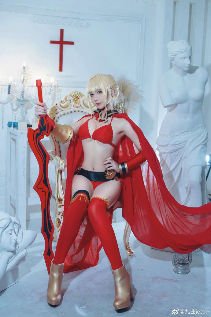 FGO   尼祿·克勞狄烏斯   @九曲jean- - COSPLAY -