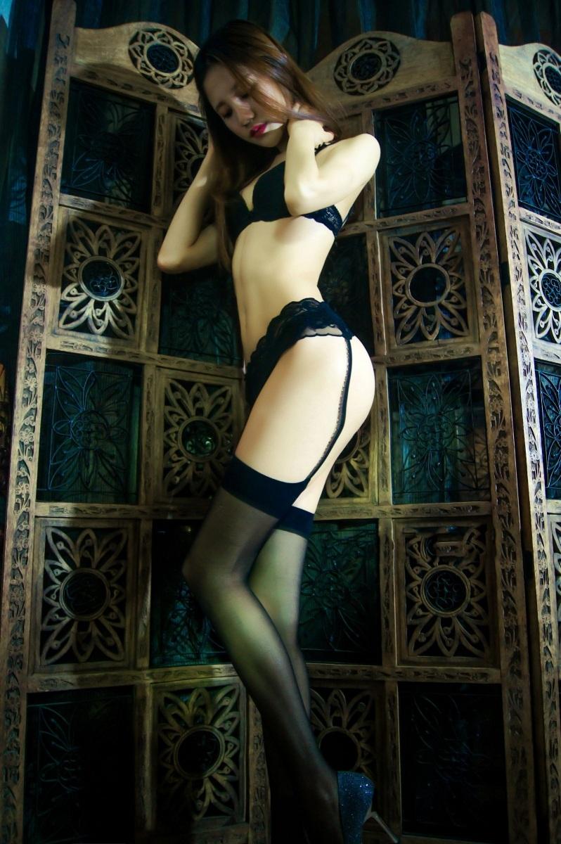 金牌女郎阿莎裸體模特Asha Private Studio Photoshoot - 貼圖 - 清涼寫真 -