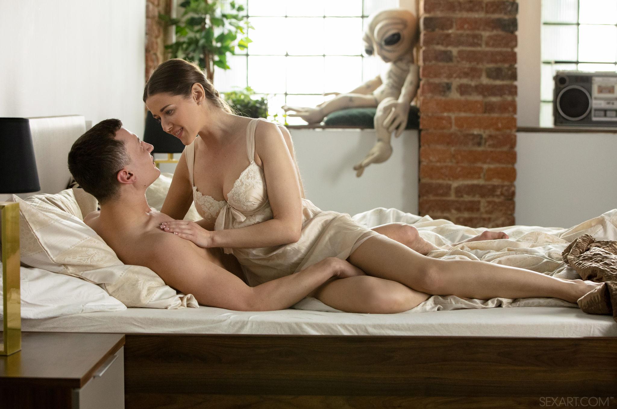出門塞車不如在家打炮 Sybil A & Charlie Dean - In My Dreams - 貼圖 - 歐美寫真 -