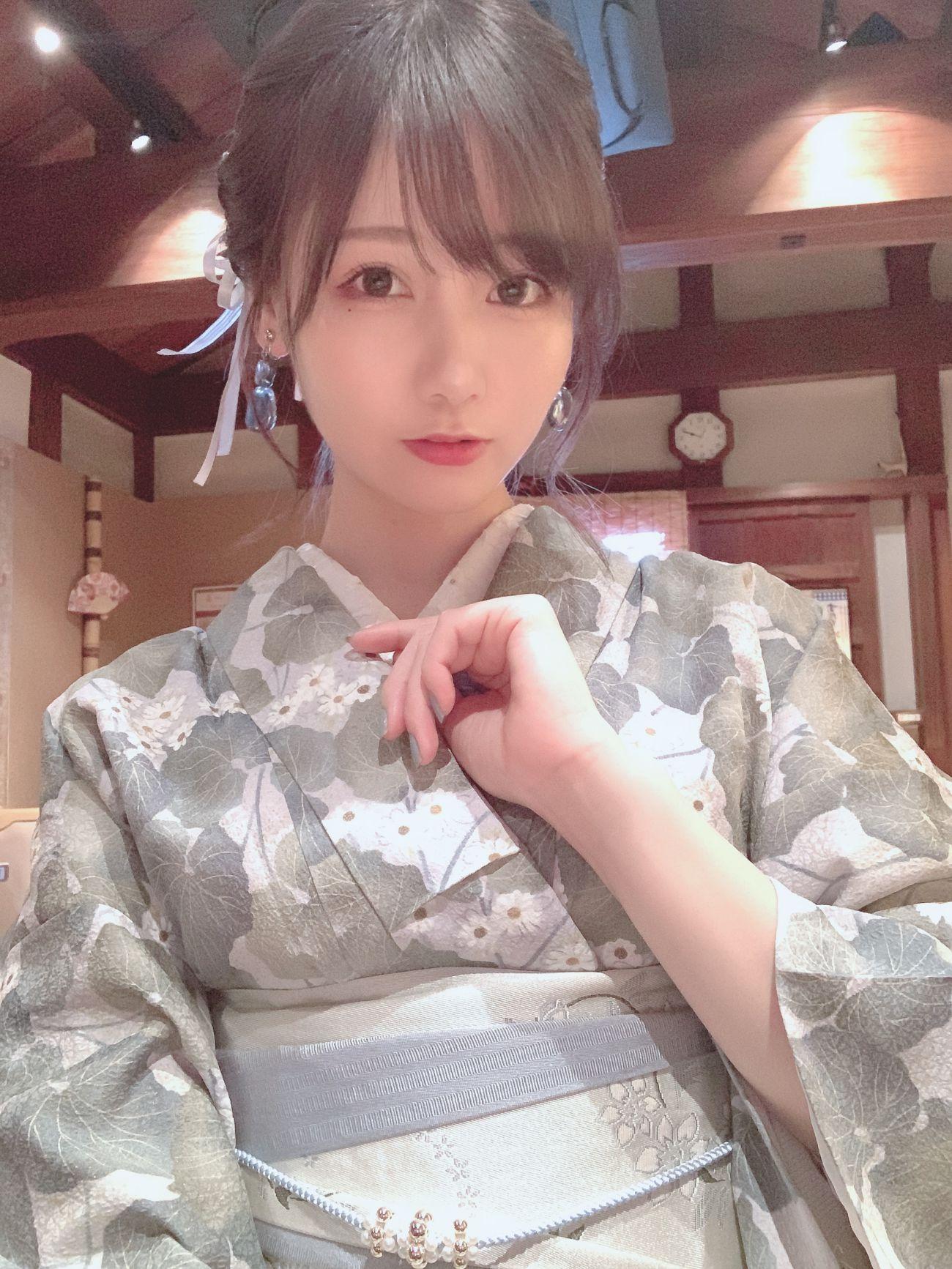 日本美少女COSERけんけん fantia 私服