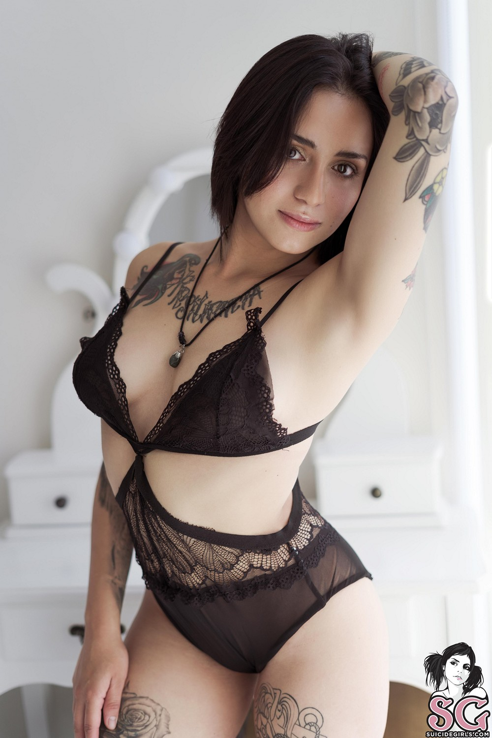 [Suicide Girls] Yanara -Tadow - 貼圖 - 歐美寫真 -