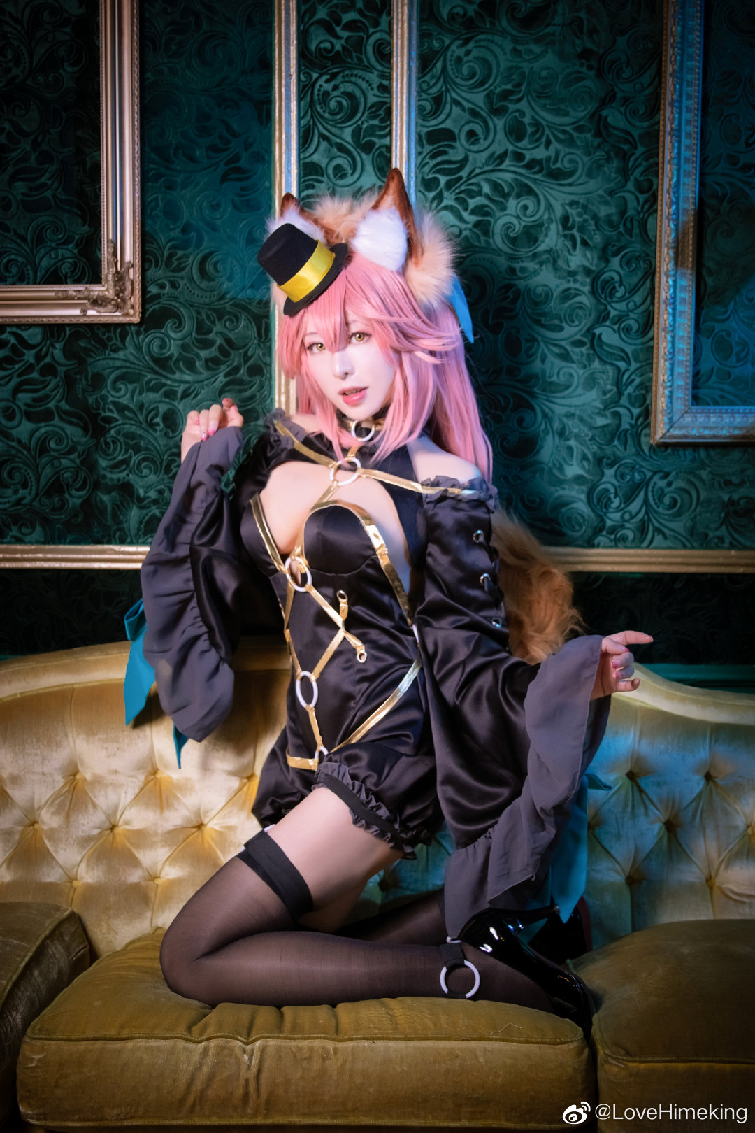 Fate/GrandOrder   玉藻前   @LoveHimeking - COSPLAY -