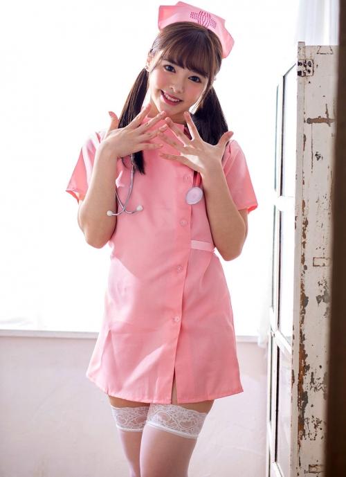 AV女優 小倉由菜 Nurse Cosplay エロ畫像 - 貼圖 - 清涼寫真 -
