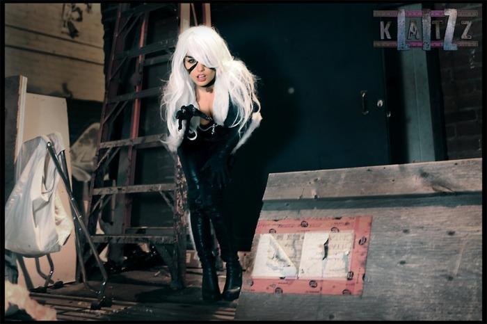 Liz Katz - Black Cat (Marvel Comics) - COSPLAY -