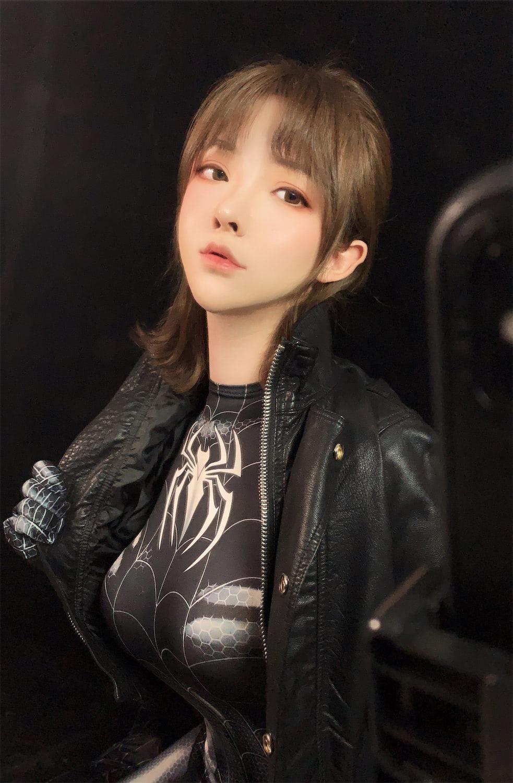 一小央澤黑蜘蛛30p - COSPLAY -