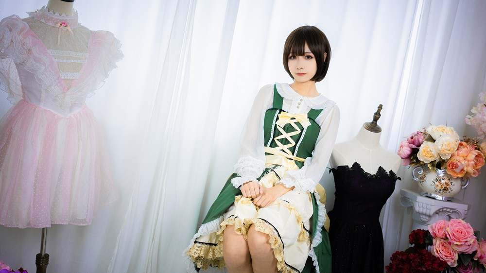 Momoko葵葵 - 陸乃 - COSPLAY -