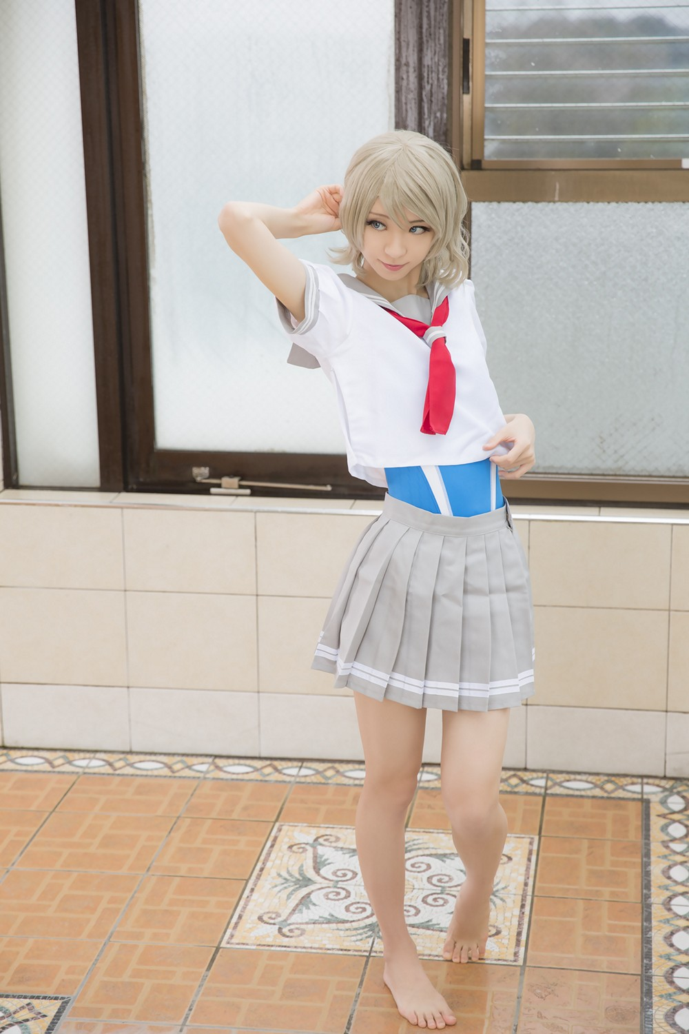 Mikehouse 全速全身!ヨーソロー!! - COSPLAY -