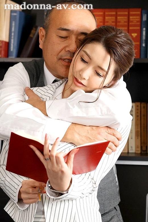 愛弓りょう:人妻秘書、汗と接吻に満ちた社長室中出し性交 最高級の美魔女が贈る極... - 貼圖 - 性感激情 -