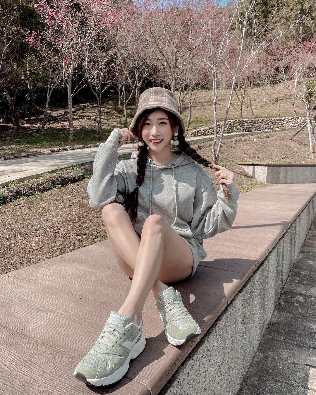國光女孩 林書葶強大氣質超給力!無論長短髮都人瞬間戀愛 - 美女圖 -