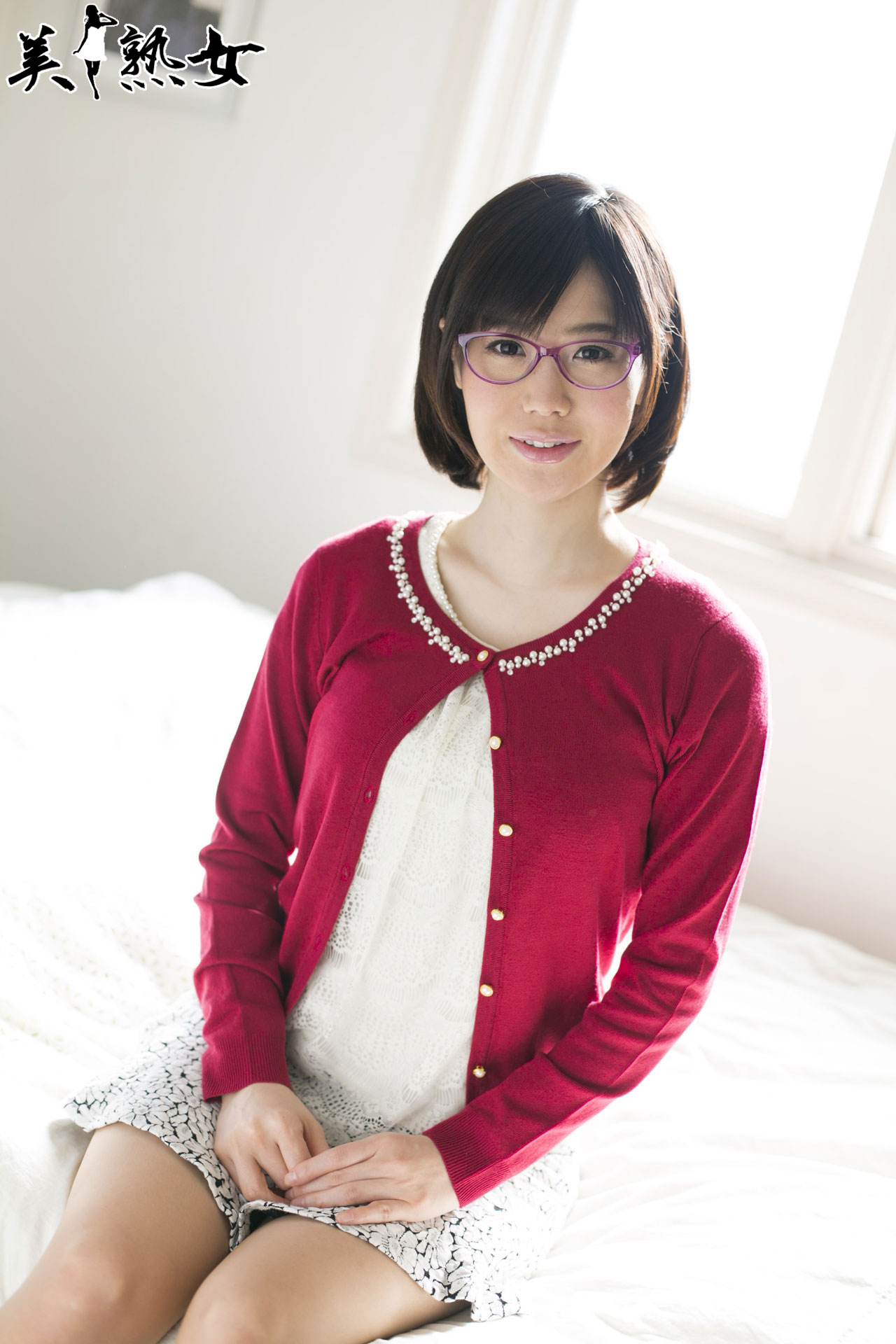 [X-City] JUKUJO 031 ~人気熟女Web寫真集~ Nanako Mori 森ななこ 3 - 貼圖 - 清涼寫真 -