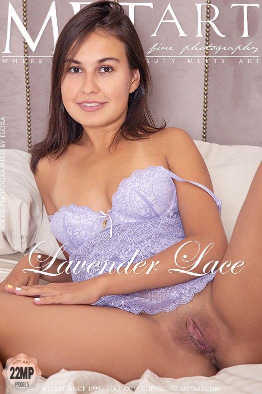 [Met-Art] 9 Sep, 2021 Soleil - Lavender Lace - 120 pictures - 貼圖 - 歐美寫真 -