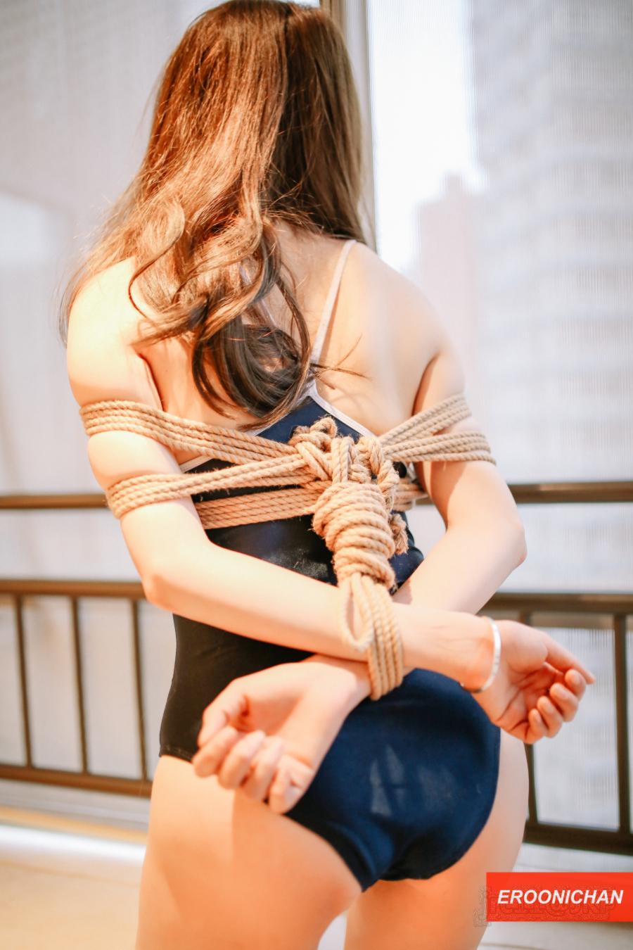 EROONICHAN攝影集-美女 夏小秋秋秋+攝影專輯之調教記錄寫真 - 貼圖 - 清涼寫真 -