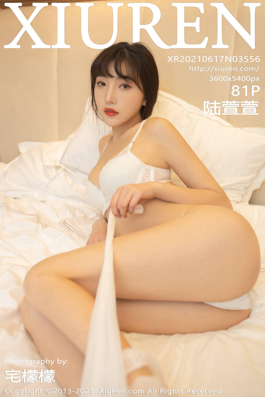 【Xiuren秀人系列】2021.06.17 No.3556 陸萱萱 完整版無水印寫真【82P】 - 貼圖 - 絲襪美腿 -