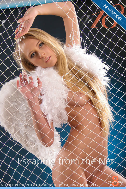 [Stunning18] Oct 16, 2021 Nicolette K - Escaping from the Net - x94 - 貼圖 - 歐美寫真 -