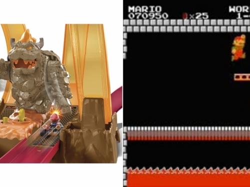 逃出城堡! 風火輪聯名瑪利歐賽車推出「風火輪 瑪利歐賽車之庫巴的城堡」!