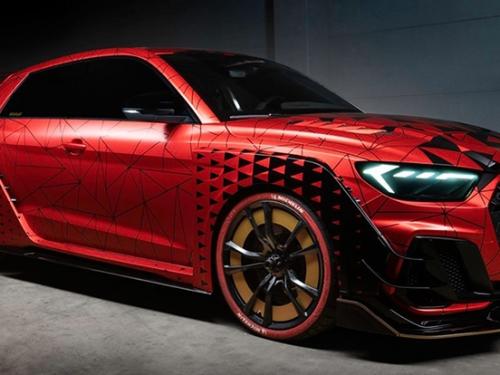 全球獨一無二爆改 Audi A1!外觀、內在全都兇到嫑嫑——ABT A1 1 of 1