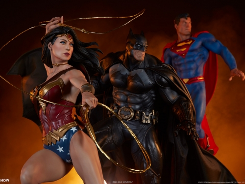 三巨頭缺一不可?新版《蝙蝠俠》片場出現神力女超人!