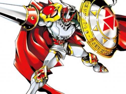 皇家騎士團見參! 萬代推出數碼寶貝03馴獸之王「紅蓮騎士獸」組裝模型!