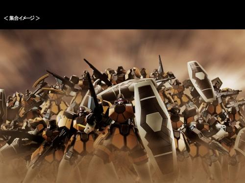 史上數量最龐大套組! 萬代推出一次買好36隻模型「馬格亞那克隊」滿足收藏控!