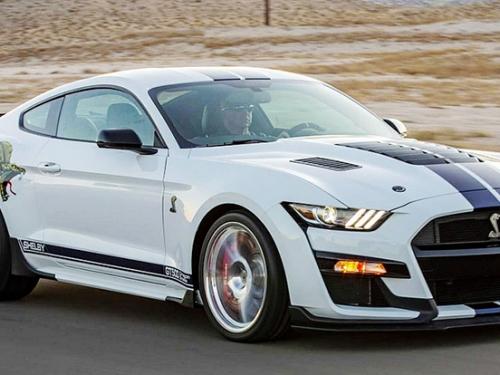 外型、名字都超蝦趴!「龍頭蛇」Shelby GT500 Dragon Snake 夾帶8xx匹馬力來也