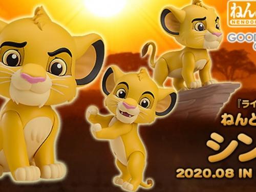 26年經典不敗! 好微笑推出「獅子王辛巴 幼年期」可動黏土人玩偶!