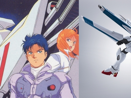 十週年進化版! ROBO魂推出「鋼彈F91 EVOLUTION-SPEC」超可動鋼彈完成品!