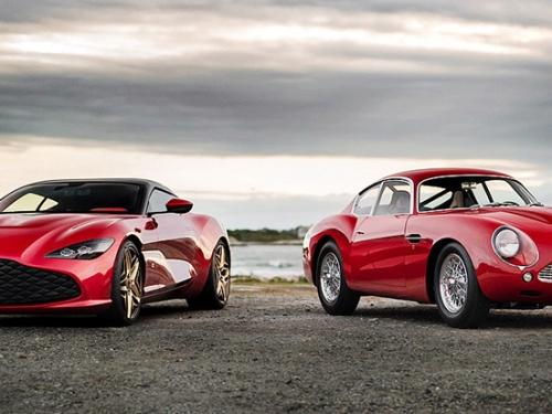 喜愛現代還是復古?Aston Martin 允許你「全都要」...直接推出2.3億「GT Zagato」跑車同捆包!