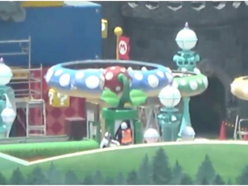 庫巴城堡、金幣全還原!日本環球影城「任天堂樂園」導覽影片搶先看 網友:想吃金幣...