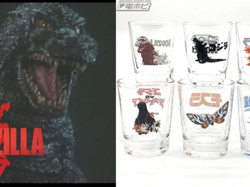 大口shot下去! 哥吉拉商店推出「迷你玻璃杯 哥吉拉系列」集結歷代人氣怪獸!