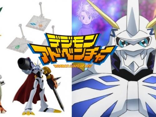 超型可動! 萬代食玩部推出數碼寶貝「SHODO DIGIMON」第3彈!奧米加獸降臨!