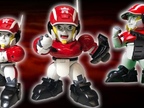 熱血重現! 魂商店推出27年前經典疾風戰士「馬林艾斯」超合金機器人!