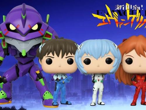 與日本最經典動畫EVA聯名! 美國Funko大頭娃娃將推出「新世紀福音戰士聯名款」!