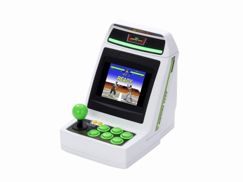 傳奇大型電玩機台掌上復刻! SEGA將推出「ASTRO CITY MINI」掌上版電玩主機&擴充套件!