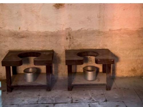 清代皇帝上廁所