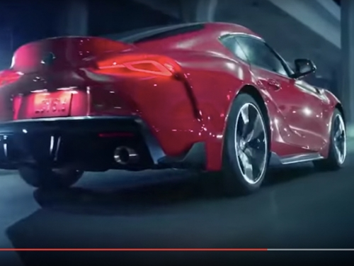 [影] 感謝大大無私分享!新世代 Supra 意外全都露,墨西哥 Toyota 手滑在推特貼出宣傳片...