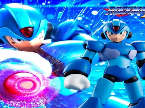 集氣!滑壘!跳牆壁! 壽屋推出經典機器人英雄「洛克人X 艾克斯」塑膠組裝模型!